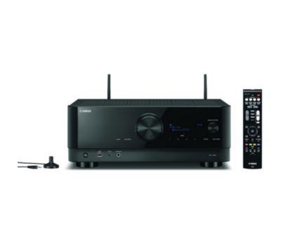 Ampli Home Cinema Yamaha MusicCast RX-V6A Noir