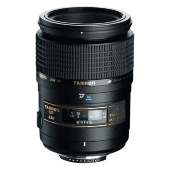 Tamron SP AF 90mm f/2.8 Macro Di Canon