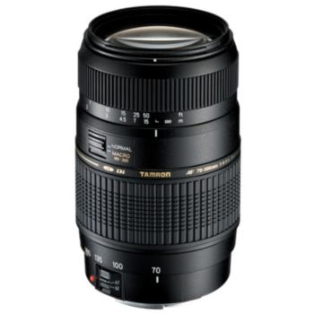 Tamron AF 70-300mm f/4-5.6 Di LD IF 1:2 Canon