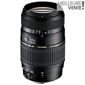 Objectif pour Reflex Tamron AF 70-300mm f/4-5.6 Di LD IF 1:2 Nikon
