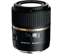 Objectif pour Reflex Tamron SP AF 60mm f/2 Di II LD Macro 1/1 Nikon
