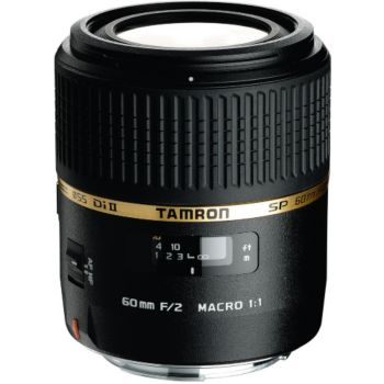 Tamron SP AF 60mm f/2 Di II LD Macro 1/1 Nikon