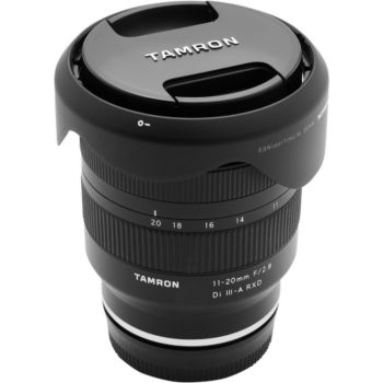 Tamron 11-20mm F2.8 Di III-A RXD pour Sony E