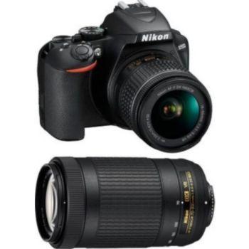 Nikon D3500+18-55VR+70-300VR