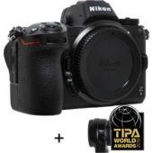 Appareil photo Hybride Nikon Z6 + Adaptateur mounture FTZ AF