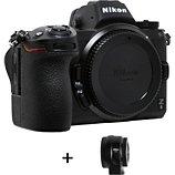 Appareil photo Hybride Nikon  Z 6 + Adaptateur mounture FTZ AF