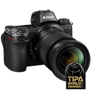 Nikon Z 6 +Z 24-70mm F4 S + Adaptateur FTZ AF