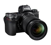 Appareil photo Hybride Nikon  Z6 +Z 24-70mm F4 S + Adaptateur FTZ AF