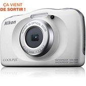 COMPACT Numérique Nikon COOLPIX W150 Blanc