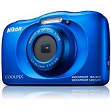 Appareil photo Compact Nikon  COOLPIX W150 Bleu