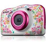 Appareil photo Compact Nikon  Coolpix W150 Flowers + Sac à dos