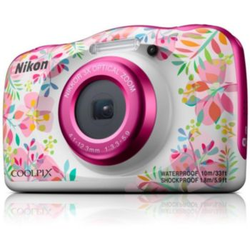 Nikon COOLPIX W150 Flowers + Sac à dos
