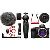 Appareil photo Hybride Nikon Z50 Kit +16-50 DX vlog
