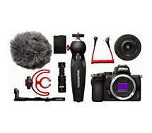Appareil photo Hybride Nikon  Z50 Kit +16-50mm DX Vlogger