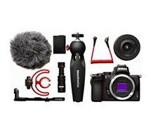 Appareil photo Hybride Nikon  Z50 Kit +16-50mm DX Vlogger