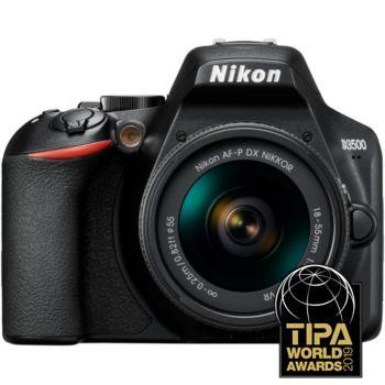 Nikon D3500+AF-P 18-55VR