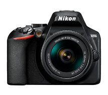 Appareil photo Reflex Nikon  D3500+AF-P 18-55VR