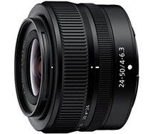 Objectif pour Hybride Plein Format Nikon  NIKKOR Z 24-50mm f/4-6.3