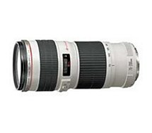 Objectif pour Reflex Canon  EF 70-200mm f/4 L USM