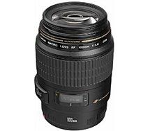 Objectif pour Reflex Plein Format Canon  EF 100mm f/2.8 Macro USM