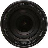Objectif pour Reflex Canon  EF-S 17-55mm f/2.8 IS USM