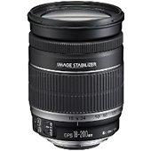 Objectif pour Reflex Canon EF-S 18-200mm f/3.5-5.6 IS