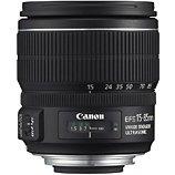 Objectif pour Reflex Canon  EF-S 15-85mm f/3.5-5.6 IS USM