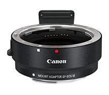 Bague d'adaptation Canon  d'adaptation EF-EOS M  (pour EF et EF-S)