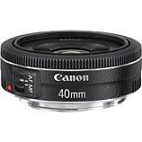 Objectif pour Reflex Plein Format Canon  EF 40mm f/2.8 STM