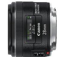 Objectif pour Reflex Plein Format Canon  EF 28mm f/2.8 IS USM
