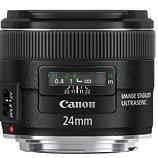 Objectif pour Reflex Plein Format Canon  EF 24mm f/2.8 IS USM