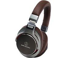 Casque Arceau Audio Technica ATH-MSR7 marron