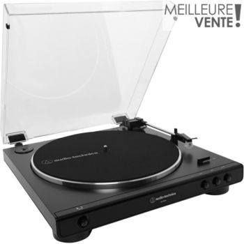 Audio Technica AT-LP60XBK