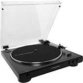 Platine vinyle Audio Technica AT-LP60XBK