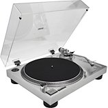 Platine vinyle Audio Technica  AT-LP120XUSBSV