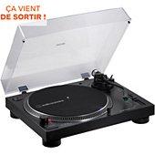 Platine vinyle Audio Technica AT-LP120XBTUSBBK
