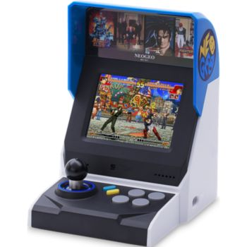 Just For Games SNK NeoGeo Mini