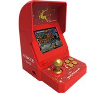 Console rétro Just For Games SNK Neo Geo Mini Edition Noel