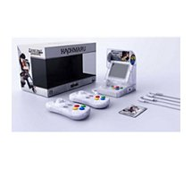 Console rétro Just For Games  SNK NeoGeo Mini Samurai Showdown Blanche