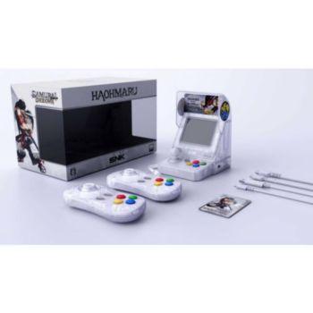 Just For Games SNK NeoGeo Mini Samurai Showdown Blanche