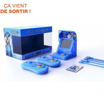 Just For Games SNK NeoGeo Mini Samurai Showdown Bleue