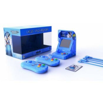 Just For Games SNK NeoGeo Mini Samurai Showdown Bleue