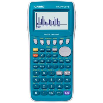 Casio GRAPH 25+ E