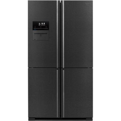 Location Réfrigérateur multi portes Sharp SJ-F2560EVA VacPac Pro DARK INOX