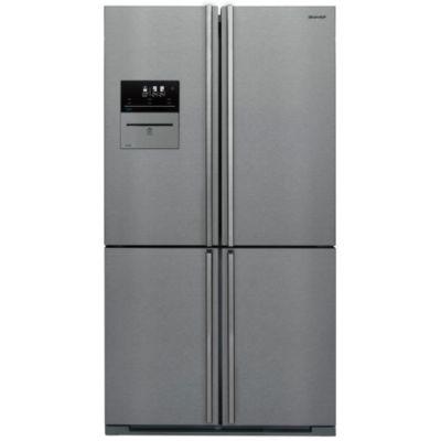 Location Réfrigérateur multi portes Sharp SJ-F2560EVI VacPac Pro iNOX