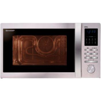 Micro ondes sharp r722stwe boulanger - Four micro onde boulanger ...