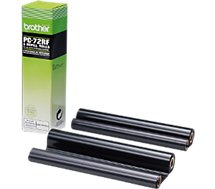 Ruban pour fax Brother PC72RF Recharge 2x140 pages