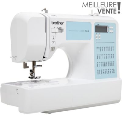 Machine coudre happy achat boulanger for Machine a coudre 6 ans