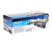Toner Brother  Cyan TN321