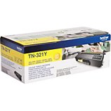 Toner Brother  Jaune TN321